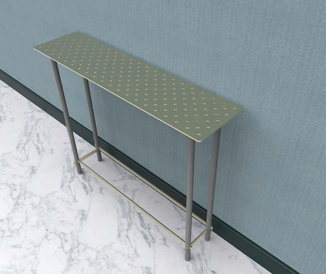 Amita Consolle mobili di lusso Antes Design