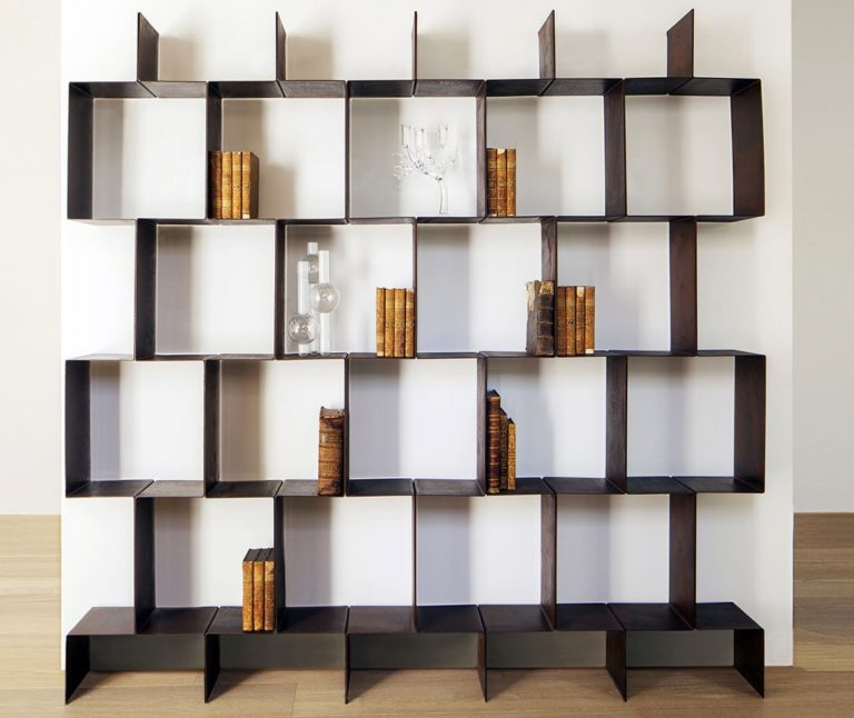Libreria modulare mobili di lusso Antes Design