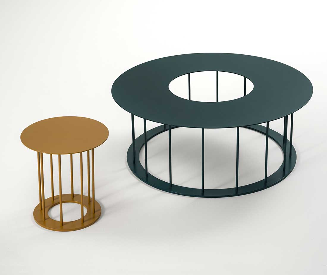 Tavolini coffee table drop Antes Design