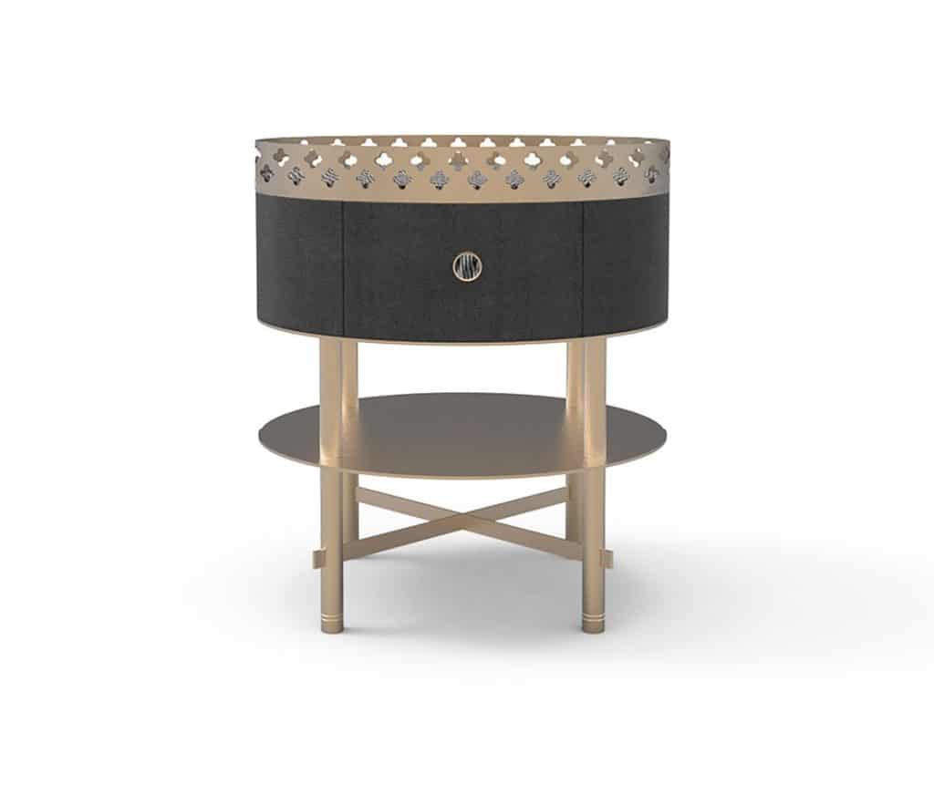 Gargi coffee table mobili di lusso Antes Design
