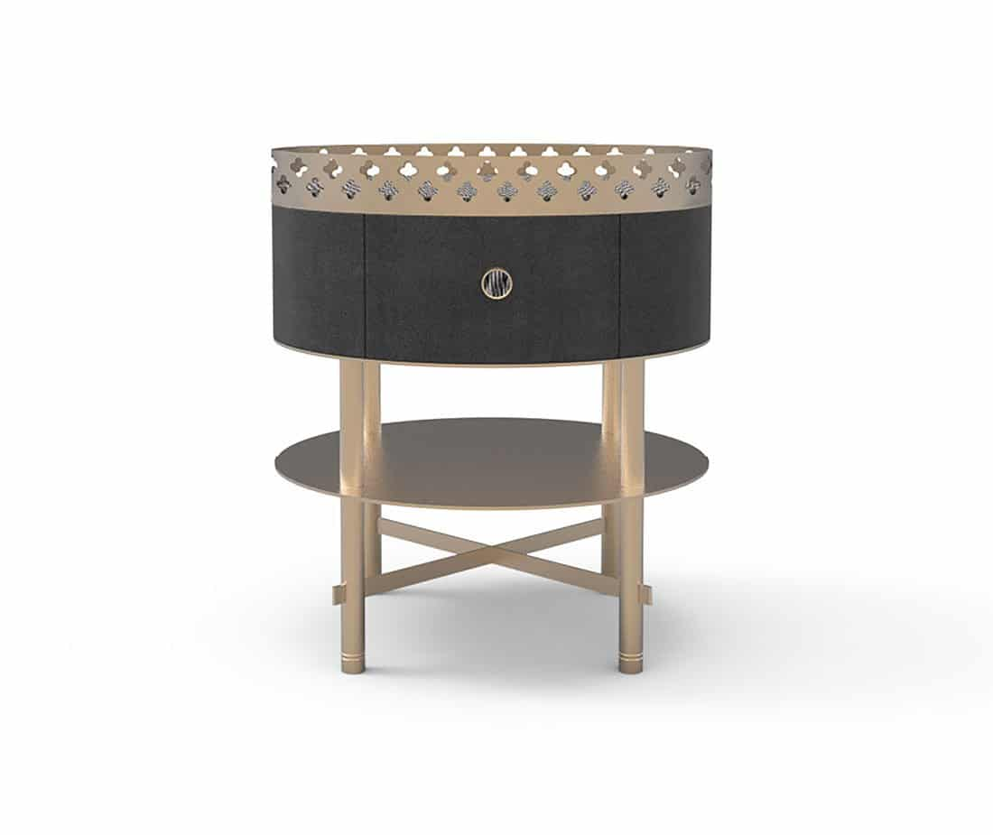Gargi coffee table mobili di lusso Antes Design