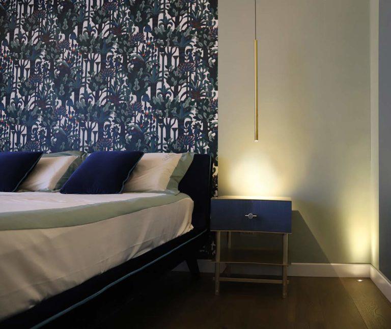 Lali Tavolo comodino mobili di lusso Antes Design