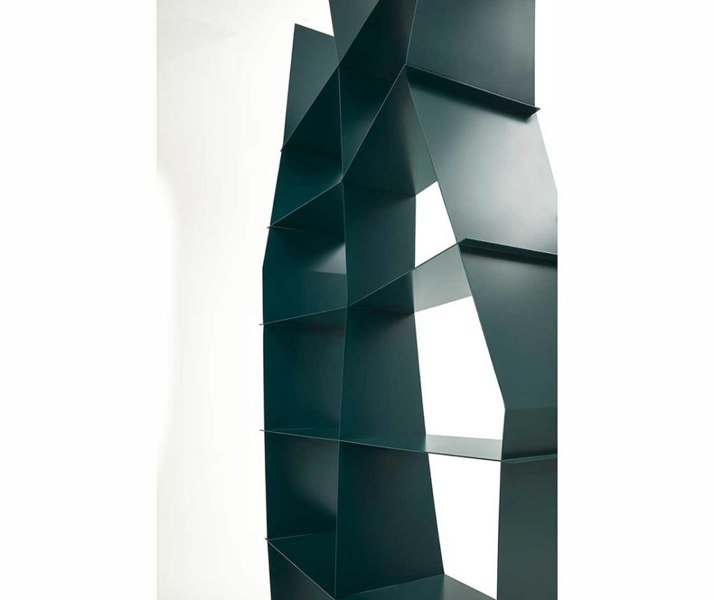 Libreria Petra mobili di lusso Antes Design