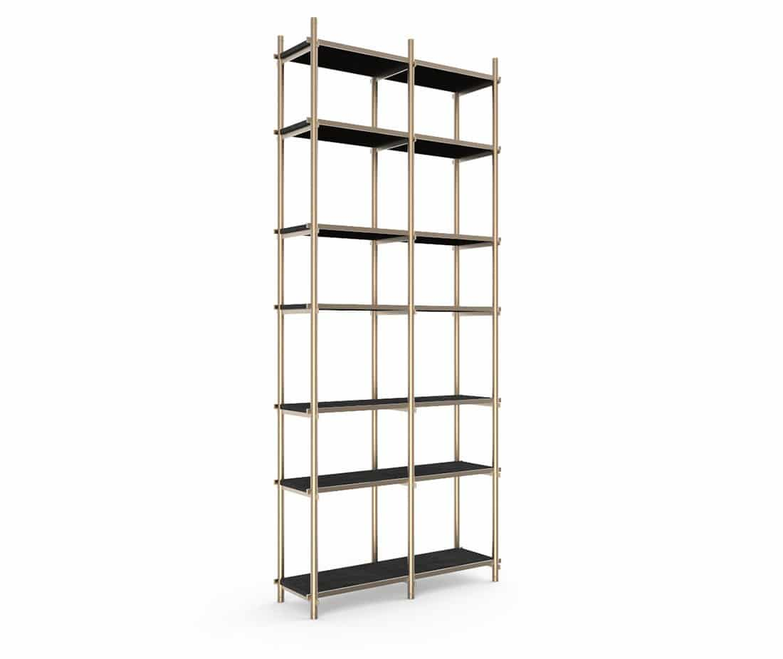 Libreria modulare prospettiva