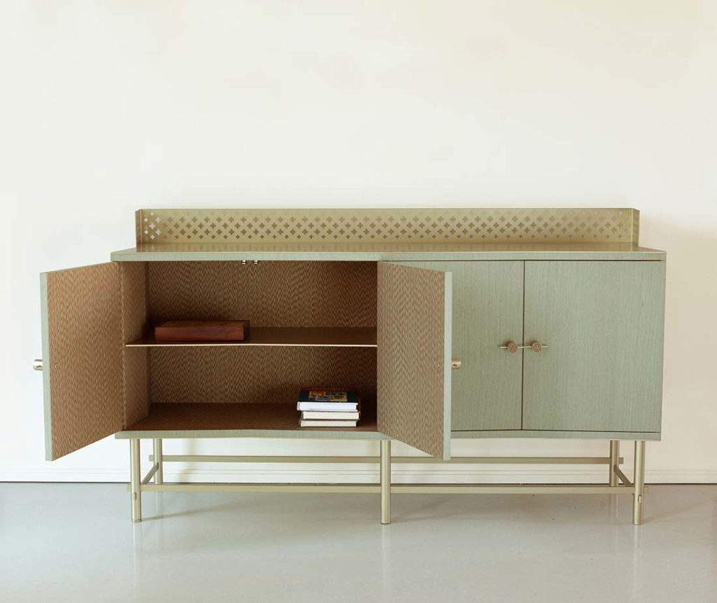 Shanti madia mobili di lusso Antes Design