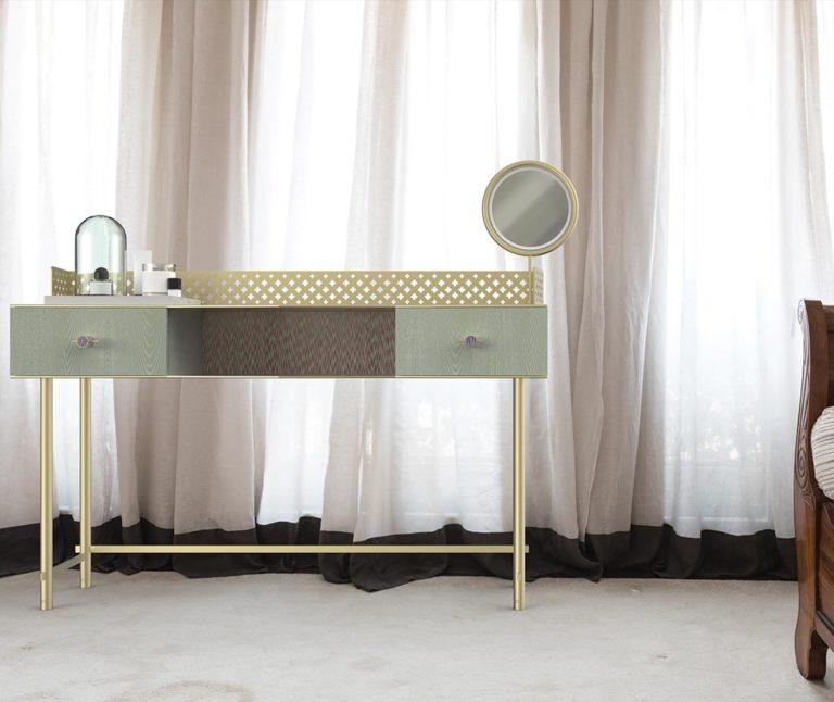 Gita make up mobiletto da trucco mobili di lusso Antes Design