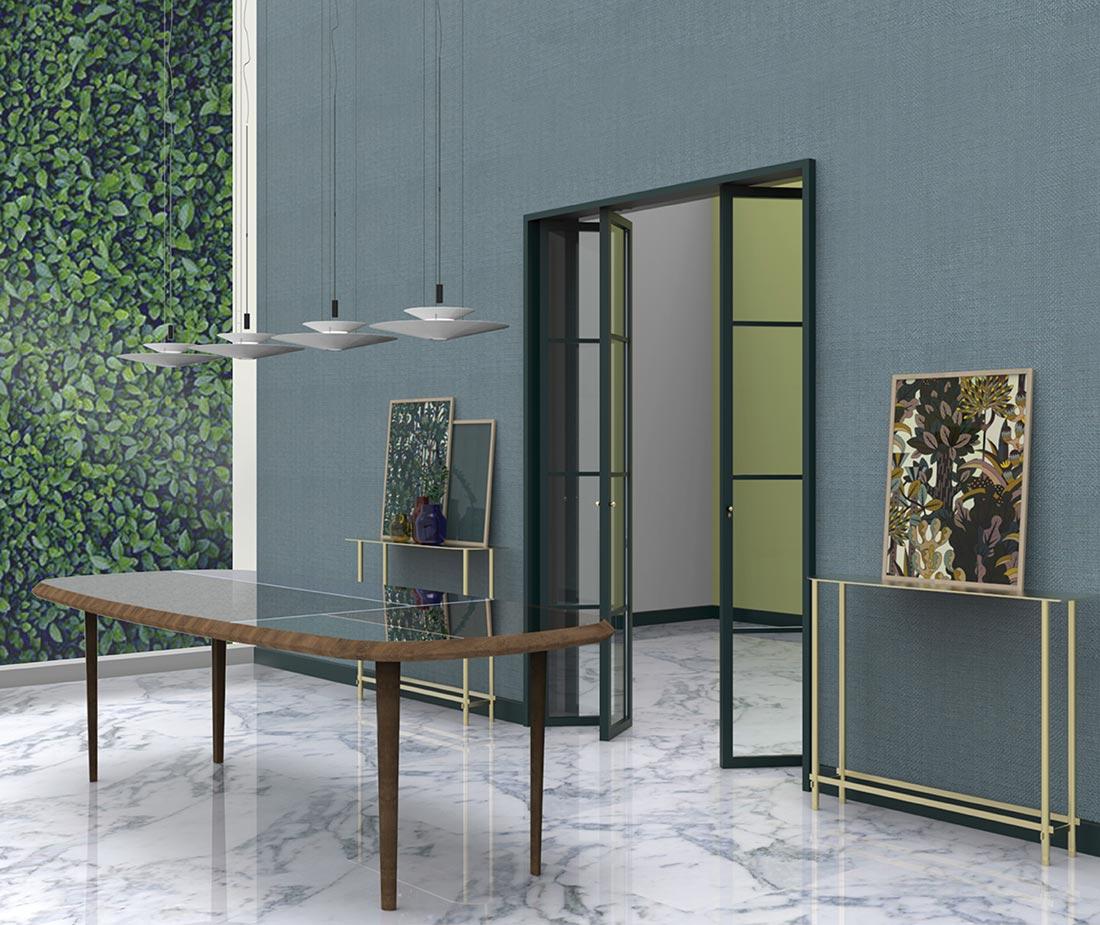 Kanan tavolo mobili di lusso Antes Design
