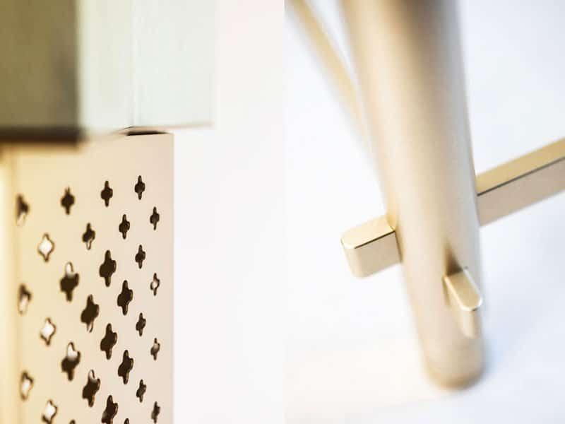 Scrivanie di lusso made in italy antes design