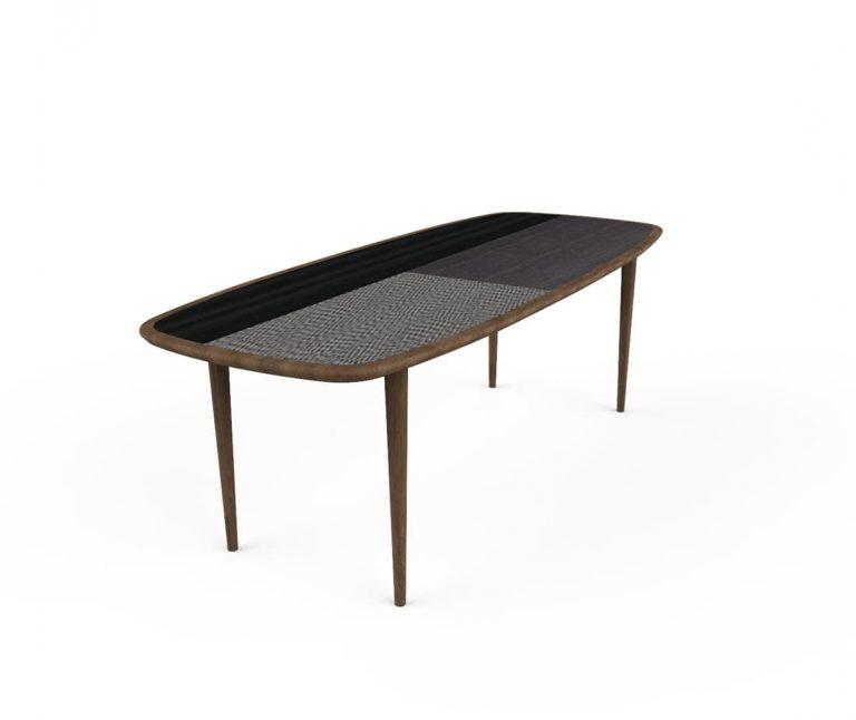 Kanan Tavolo Antes Design