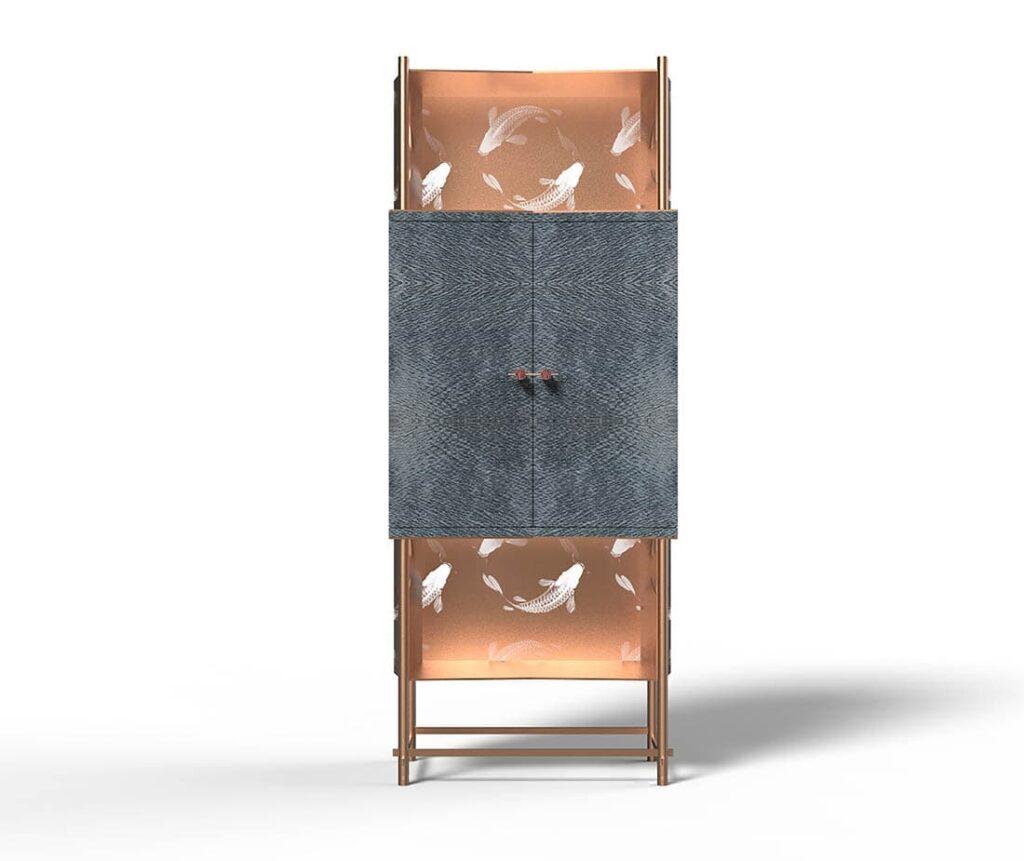 Samsara Copper Antes Design