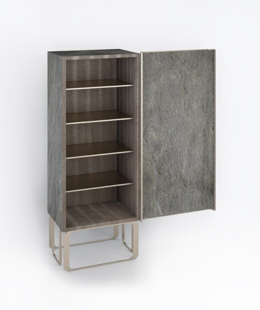 Buena Vista Mobile Contenitore Cabinet Antes Design